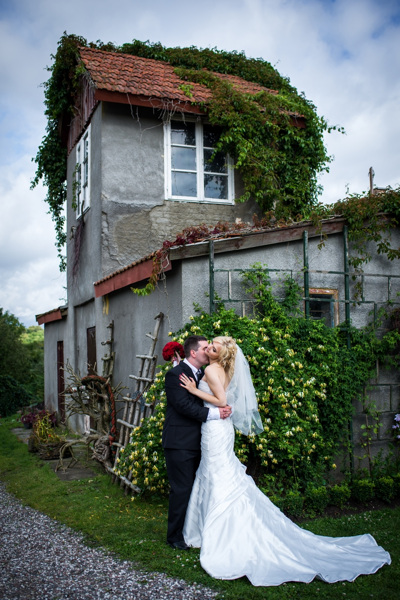 Tomos ir Henning vestuvės