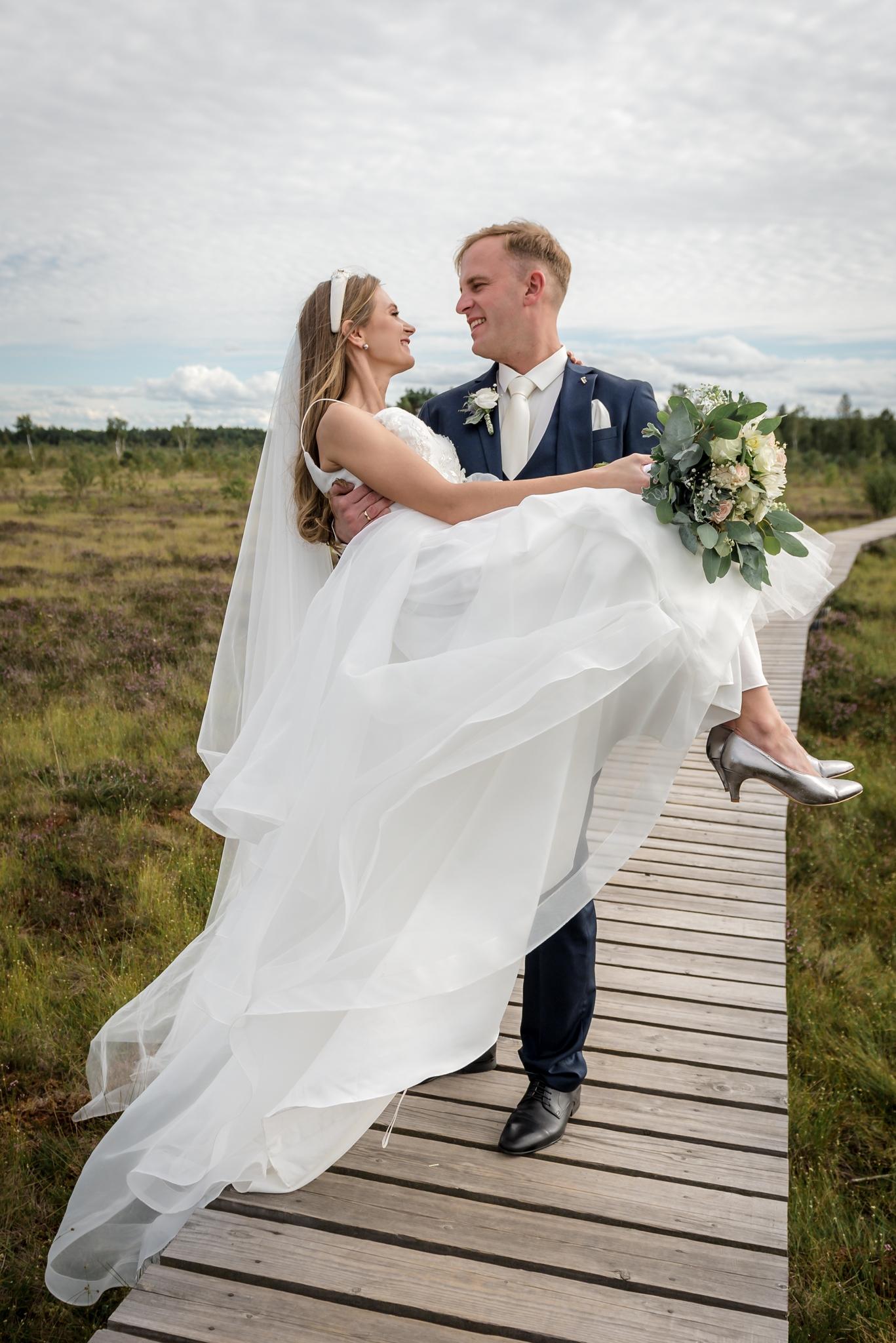 Juditos ir Artūro vestuvės
